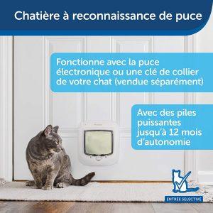 Chatière électronique PetSafe